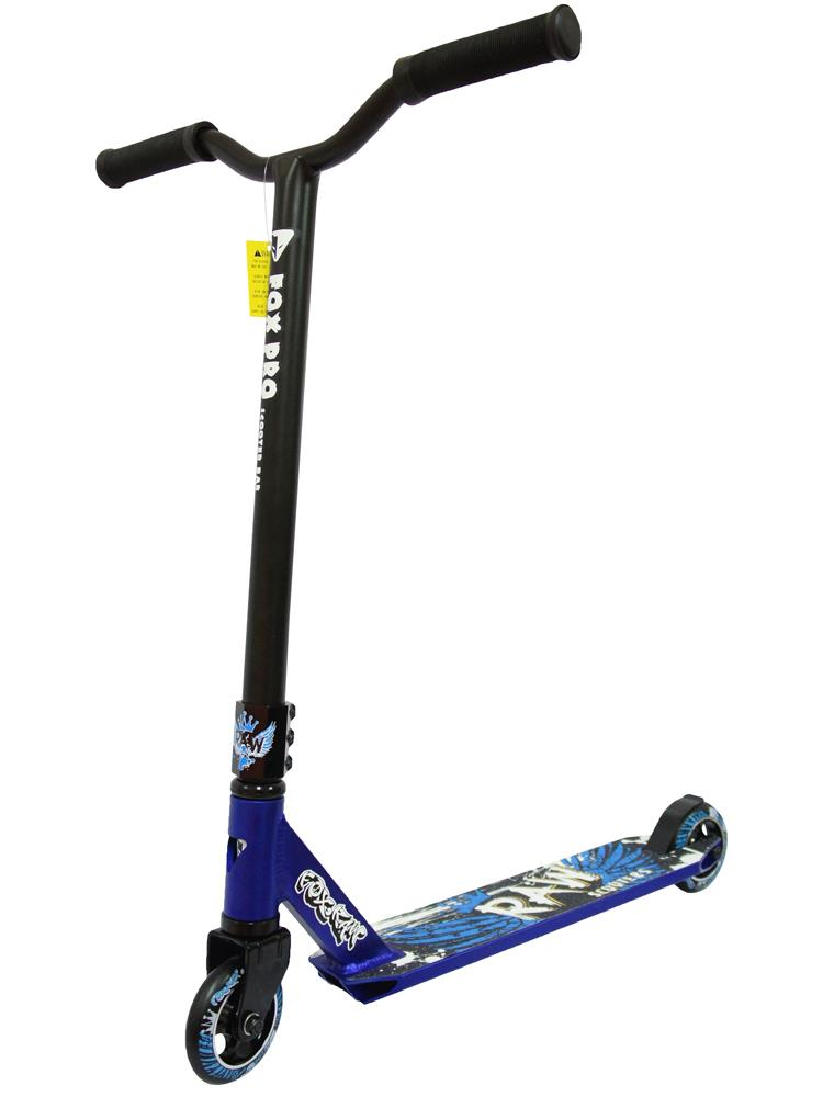 Knee Scooter For Sale >> Fox RAW-2 scooter
